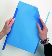 Obaly Report PVC modré 1-100 listov