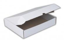 Poštová škatuľa biela 480x340x46 mm