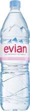 Evian 1,5l /6 ks PET