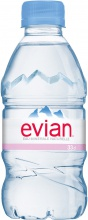 Evian 0,33 l bal. 24 ks PET