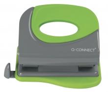 Dierovač Q-CONNECT Premium šedá/zelená KF00995