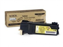 Toner Xerox 106R01337 yellow Phaser 6125, 1000 str.